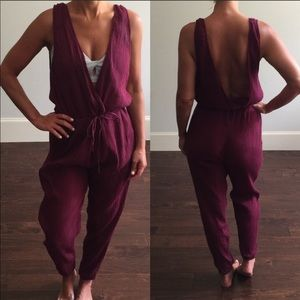 Urban Outfitters Staring at Stars Jumpsuit A324